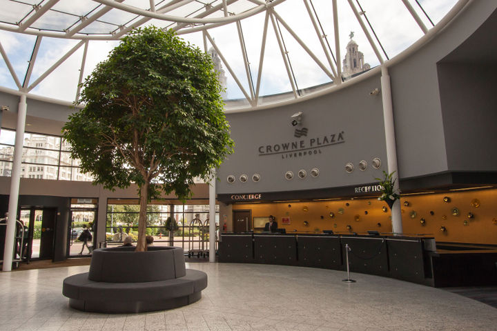 Home | Crowne Plaza Liverpool City Center
